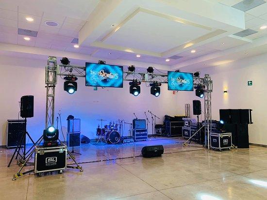 Grupos musicales en Salón de eventos Casa Noriega.
