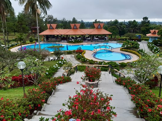 Sinabung Hills Hotel, Berastagi