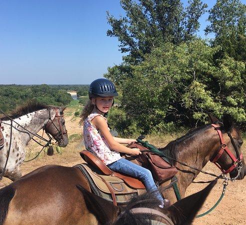 Horseback Riding on Scenic Texas Ranch near Waco: Brazos Bluffs Stables, Waco, TX