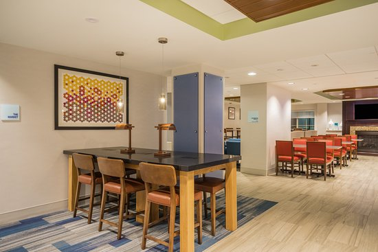 Holiday Inn Express Bloomsburg: Restaurant