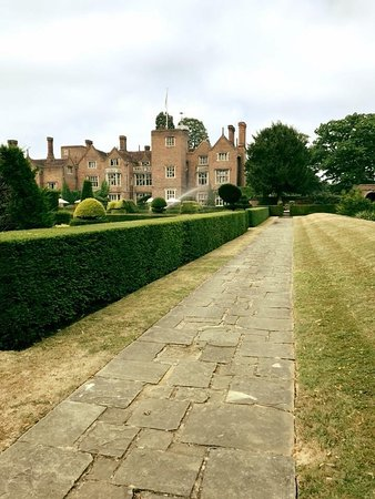 Great Fosters - View from the garden