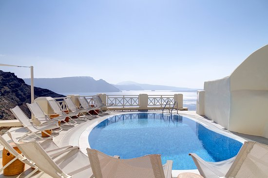 Mystique, a Luxury Collection Hotel, Santorini: Recreation