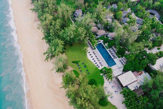 普吉萬麗度假酒店及水療中心