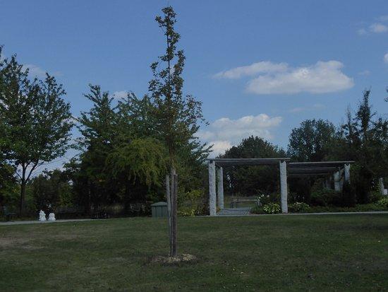 Sibyllenbad: Der Kurgarten (5)