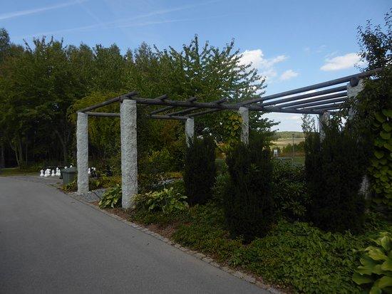 Sibyllenbad: Der Kurgarten (8)