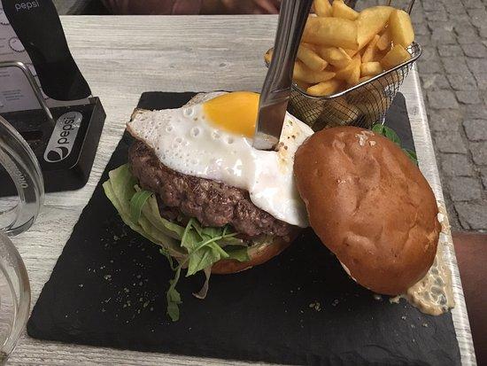 Drevny Kocur: Burger- super mięso