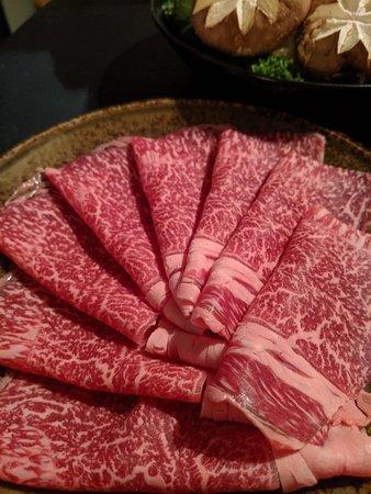Great place for authentic Japanese Sukiyaki