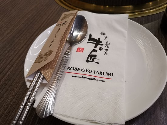 Kobe Gyu Takumi Japanese Restaurant