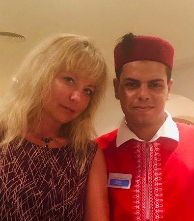 Благодаря персоналу в отеле мы влюбились в Тунис !!!!