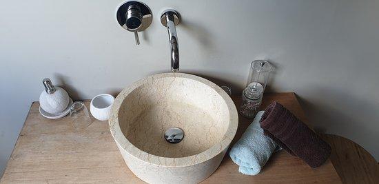 Hombourg, Belgia: Vasque de la salle d'eau