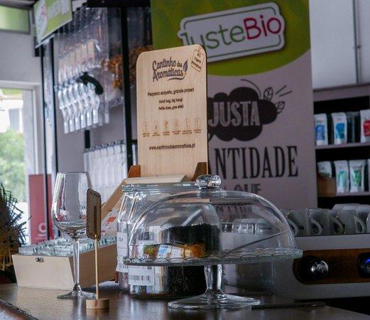 Картейра, Португалия: Tortas feitas diariamente com produtos 100% Biológico.