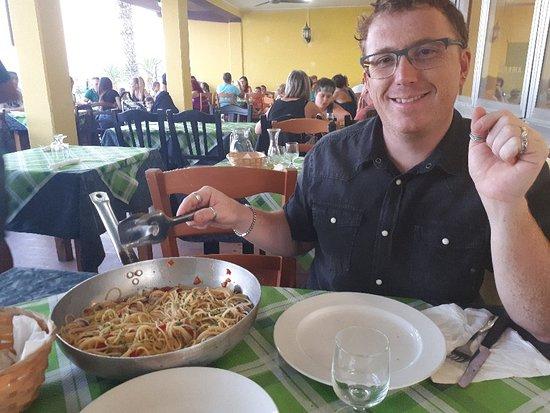 Trattoria Pizzeria Movida: Trattoria movida