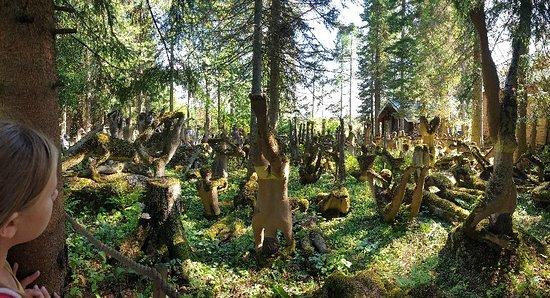 Foto The Parikkala Sculpture Park