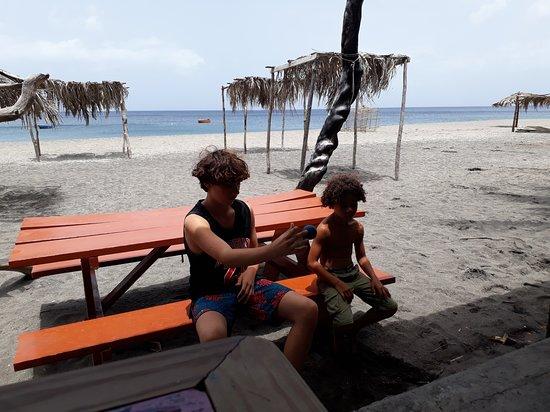 Saint Joseph, Dominica: Mero beach