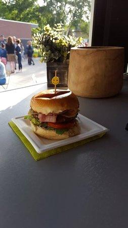 Friture ´t Trepke Spaubeek: Bacon Burger
