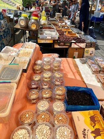 Чешме, Турция: Çeşme pazarı
