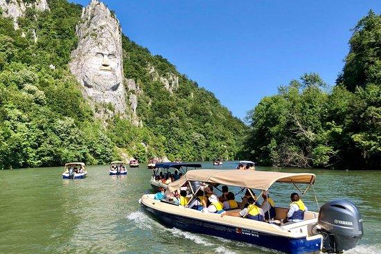 Cazanele Dunarii Boat Tours & Water Sports