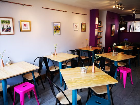 Divine Coffee House Nottingham Restaurant Reviews