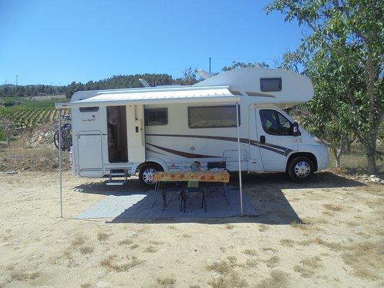 Quinta da Padrela: notre camping car