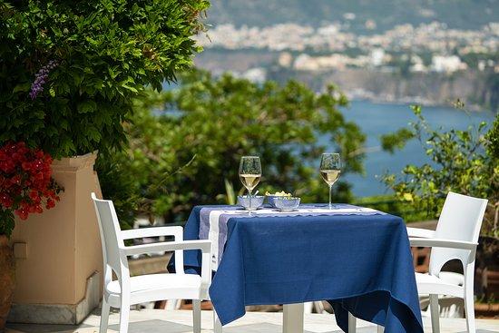 lounge - Изображение Отель Резиденс Мирамаре, Сорренто - Tripadvisor