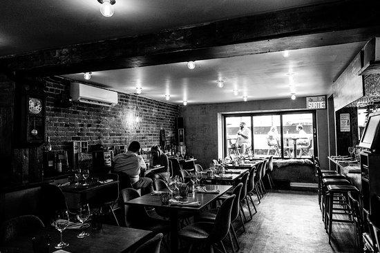 Restaurant Chasse Galerie: Inside the restaurant