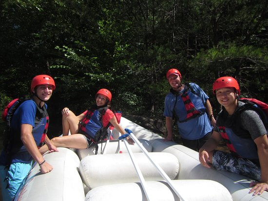 Ocoee Adventure Center: Great crew!