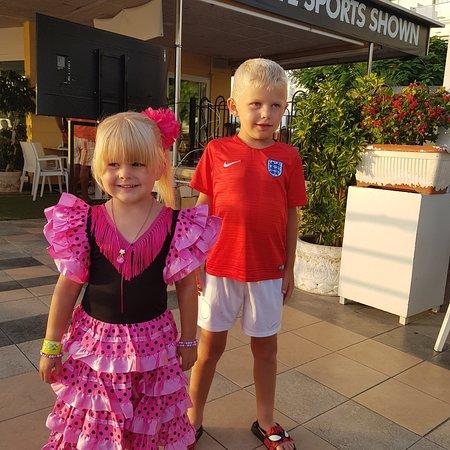 Stoke-on-Trent, UK: Beautiful kids