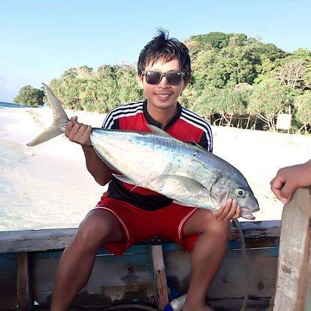 Narra, Filipinas: Catched Fish