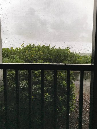 beachfront ocean view paid extra for