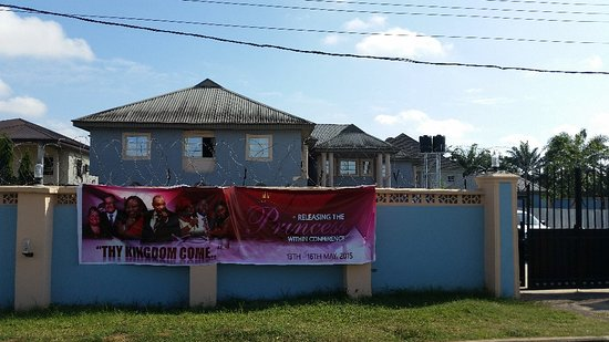 Uyo, نيجيريا: Ann's Haven Hotel & Suites