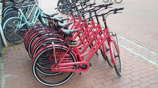 uitstekende fietsen