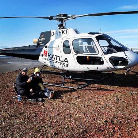 Katla Helicopters