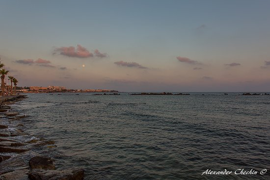 Paphos Harbour and Port