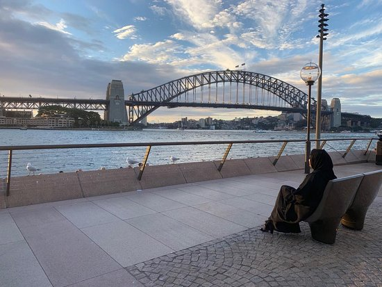 Sydney Opera House Presents James Galea's BEST TRICK EVER: nice evening to sit and relax at opera house