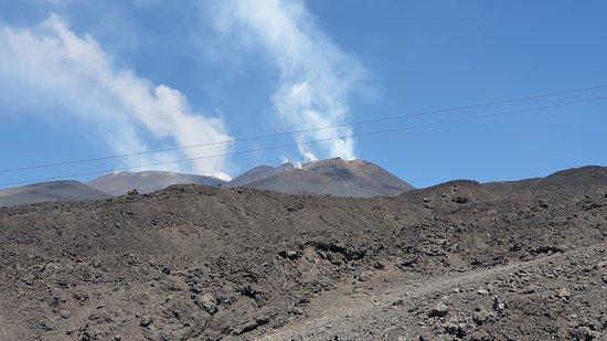Vulcão Mongibelo