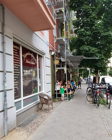 Salt N Bone in Prenzlauer Berg district.