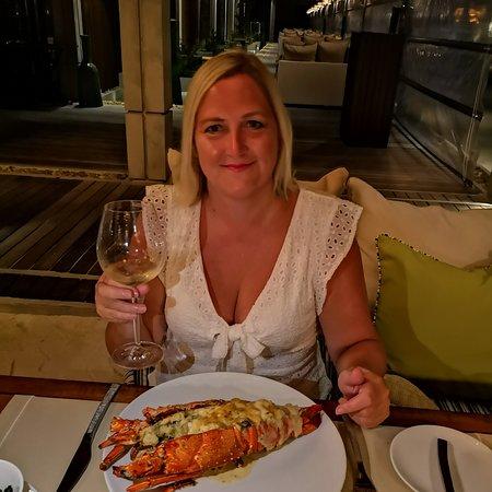 Lobster at Athiri 💗