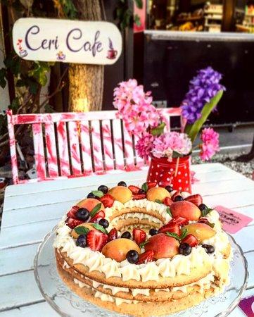 Ceri Cafe: Naked creamy cookie pasta