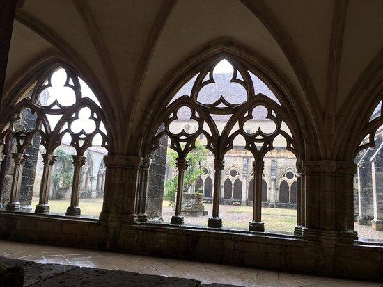 Abbaye de Noirlac ภาพถ่าย