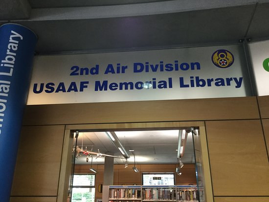 Second Air Division Memorial Library