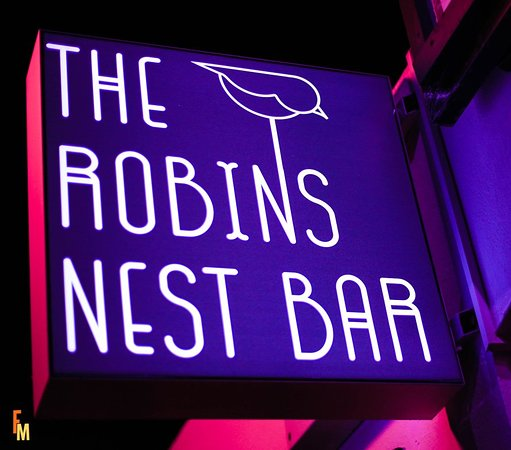 The Robins Nest Bar