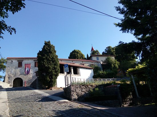 Old town of Veprinac