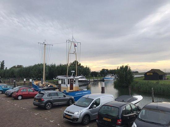 Nieuw-Beijerland, Nederland: Point de vue magnifique
