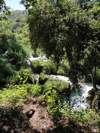 Krka National Park: Cascada