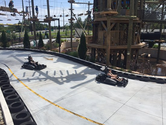The Mainland Adventure Park