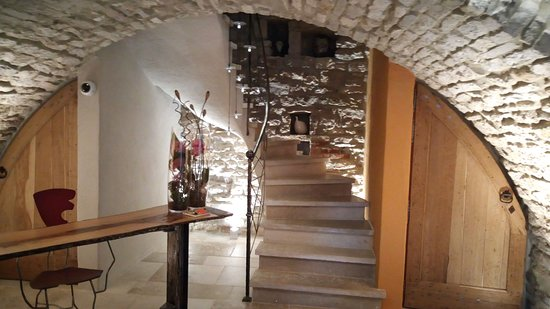 Le Hall d\'entrée magnifique - Picture of La Maison du ...