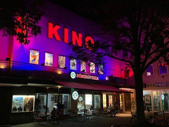 Traunsteiner Kinos am Bahnhof