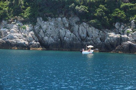 Marina di Andora, إيطاليا: Beautiful water