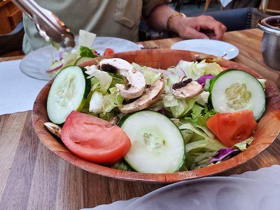 Florian II: Salad