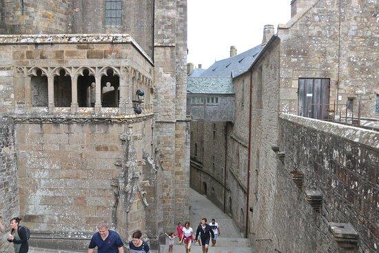 Abtei Mont-Saint-Michel 28